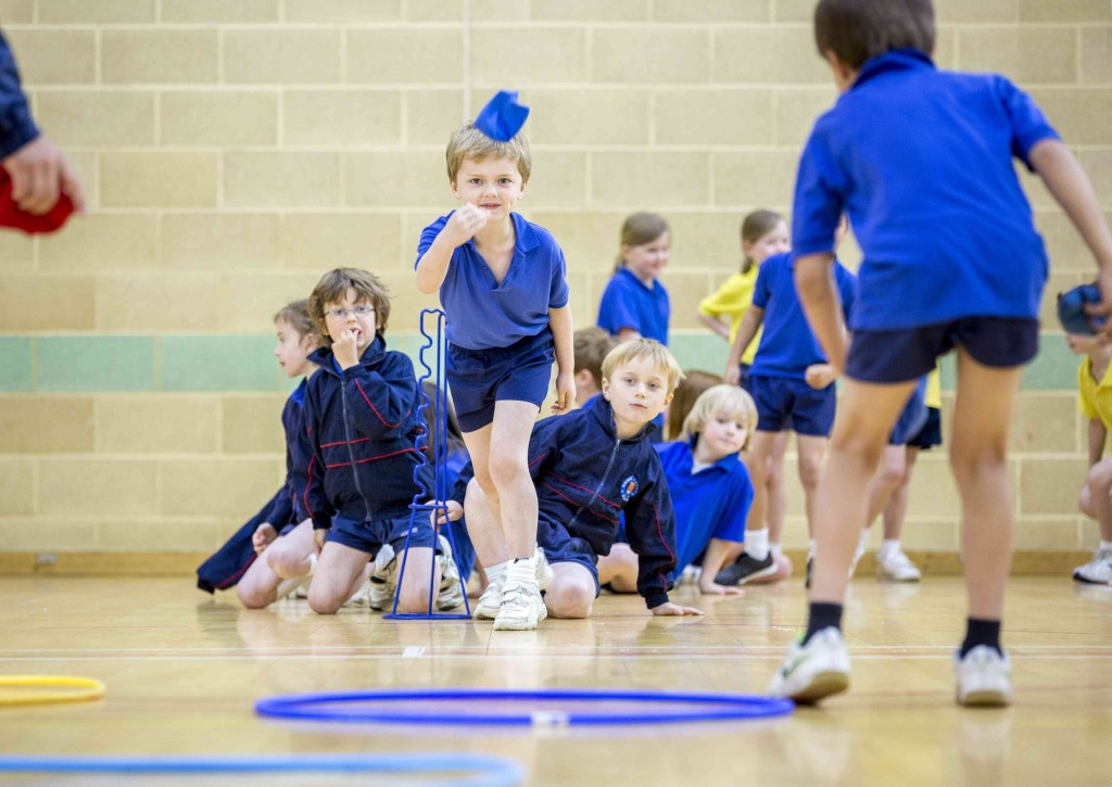 early years pe