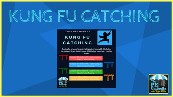 Kung Fu Catching