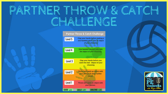 Throw & Catch challenge web