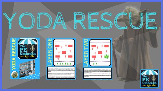 Yoda Rescue Graphic