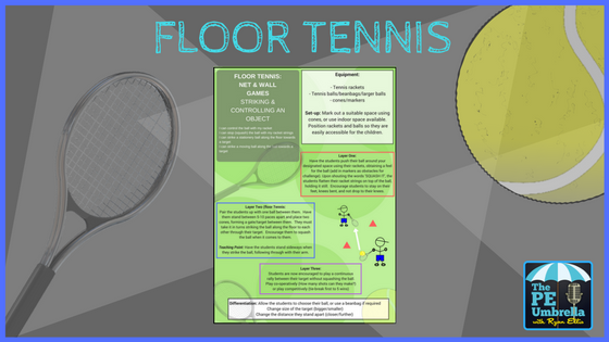 Floor Tennis Web