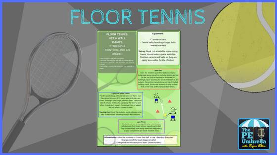 Floor Tennis Web