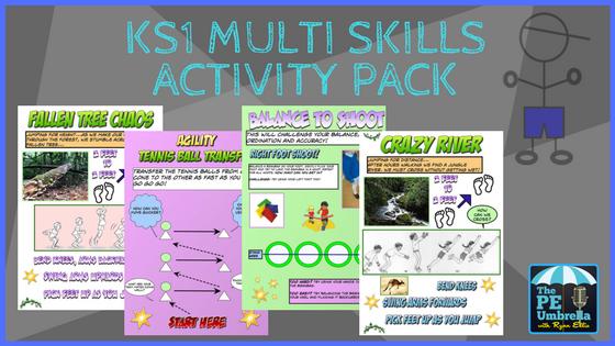 KS1 Multi skills web