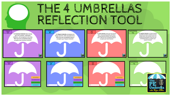 The 4 Umbrellas Web