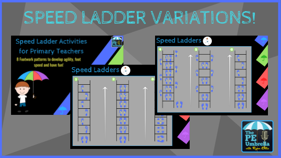 Speed Ladders web