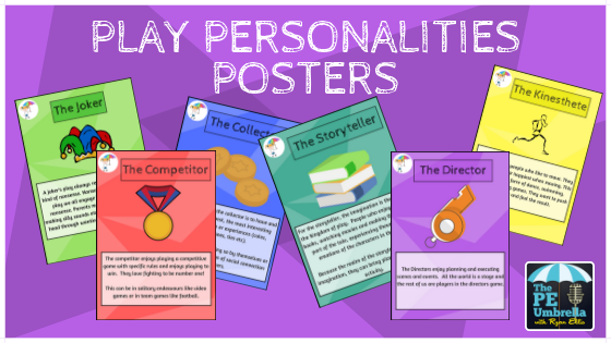 Play personalities web