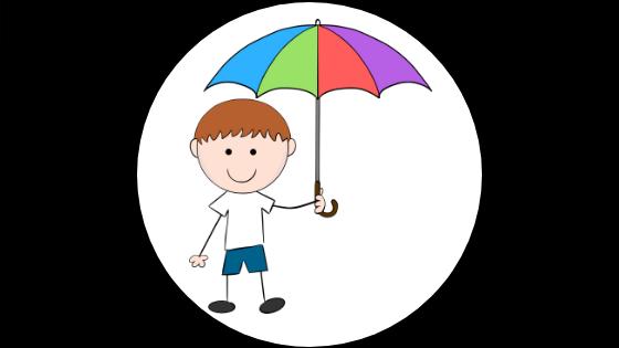 Umbrella circle 2