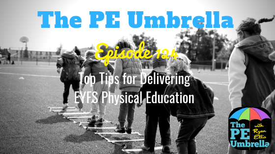 EYFS physical education