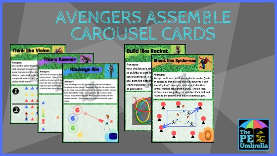 Avengers Assemble Web image